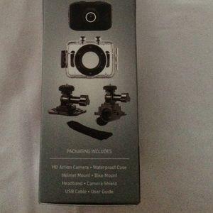 Sharper Image Bags Hd Waterproof Action Camera Svc355 Poshmark