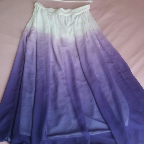 60 dresses skirts ombre maxi skirt from sydney s