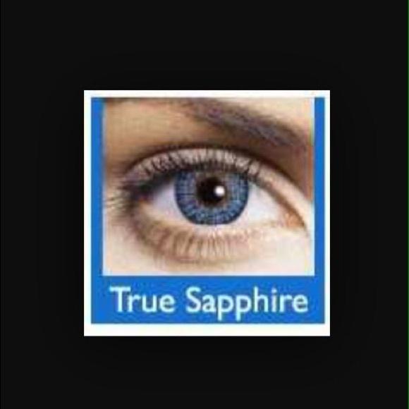 accessories true sapphire freshlook colorblends poshmark