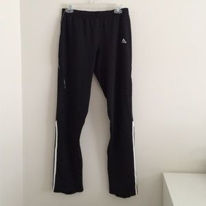 Adidas women's M reformation zip pants
