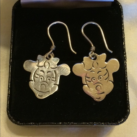 38 disney jewelry sterling silver minnie mouse