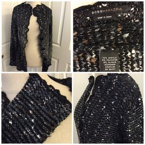 BCBGMaxAzria Sweaters - BCBG Marbled Cardigan