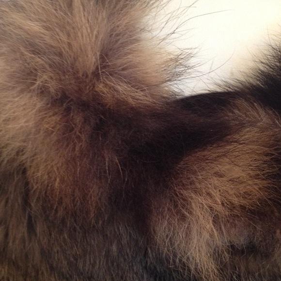 how to clean rabbit fur collar