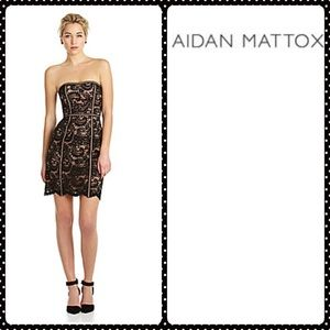 Aidan Mattox Dresses & Skirts - NWT Aidan Mattox Lace Dress Sz 2 $245