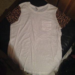 Short sleeve VS PINK tshirt