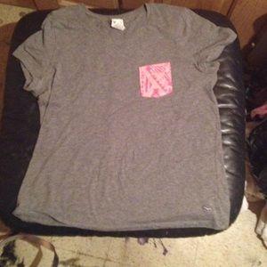 VS PINK short sleeve tshirt