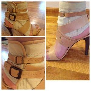 Chloe Shoes - The bandage shoe