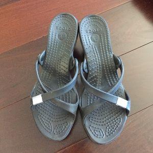 Crocs women's shoes size 8