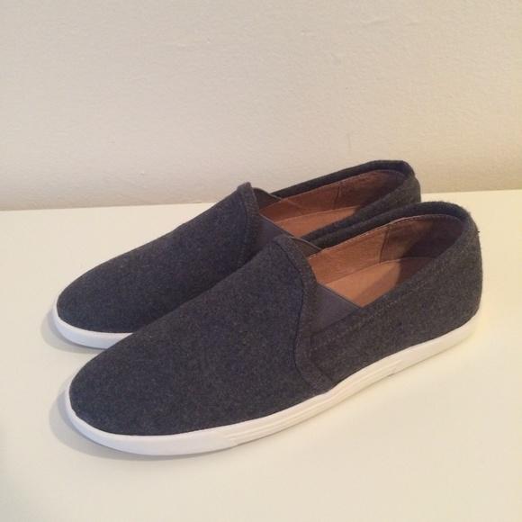 Joie Shoes - FINAL MARKDOWN: Joie Kidmore grey slip on sneakers