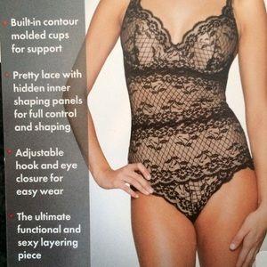 d3351b9e8e5 Skinny Girl Intimates   Sleepwear - Skinny Girl Alluring Shaping Bodysuit  NWT