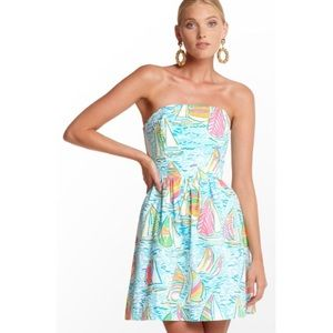 NWT Lilly Pulitzer Lottie Dress