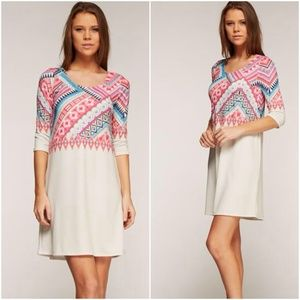 Dresses & Skirts - ‼️SALE‼️Evelyn Aztec Print Tunic Dress
