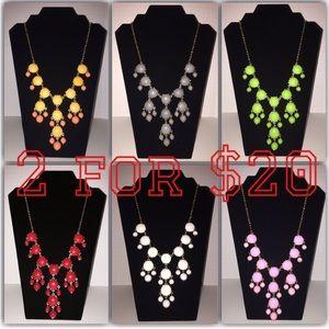 ‼️Bubble necklaces‼️