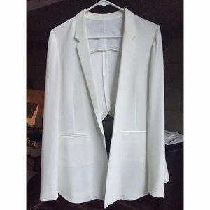 Derek Lam white jacket size 4 (label is removed)