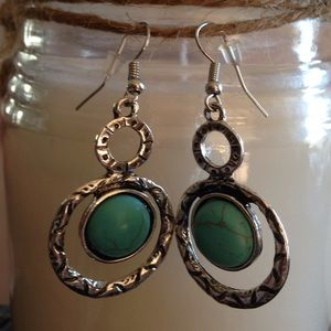 Jewelry - TURQUOISE DROPS