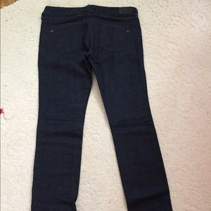 Express Jeans - Express navy blue jeans