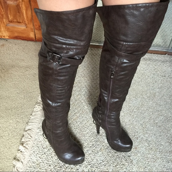 88 bakers boots thigh high boots from s