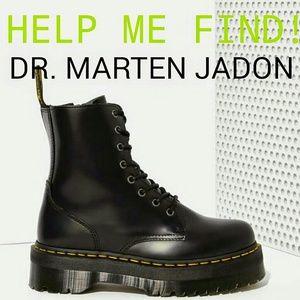 Dr. Marten Jadon Boot sz 6