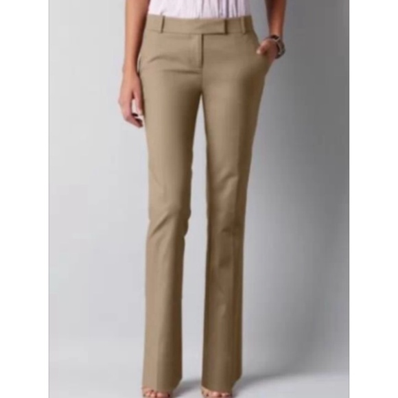 92% off Etcetera Pants - Womens Etcetera Tan Brown Dress Pants ...