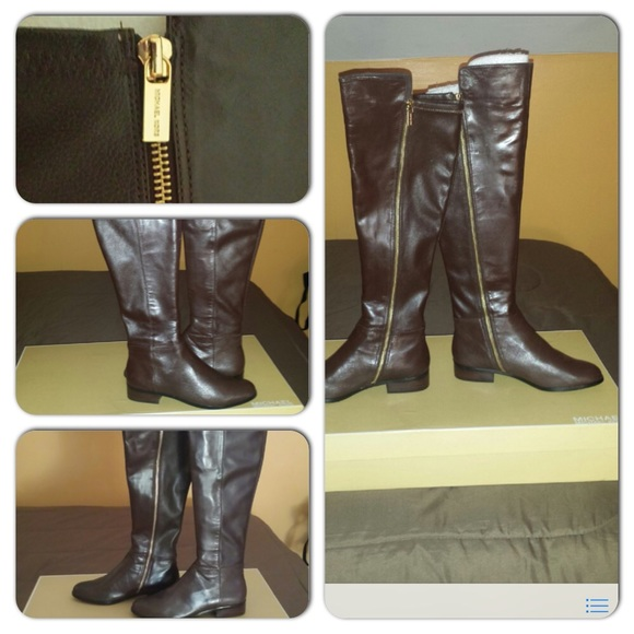 69% Off Michael Kors Boots - Brand New Never Work Authentic MK Boots!!! From Rosau0026#39;s Closet On ...