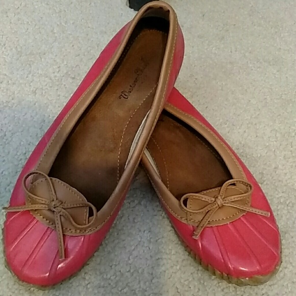 66 western chief shoes classic duck skimmer from