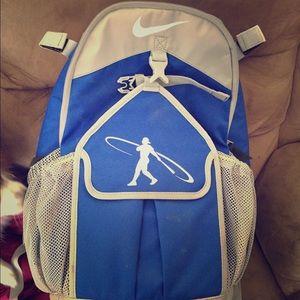 62% off Nike Other - Nike Swingman Softball/Baseball bag ...