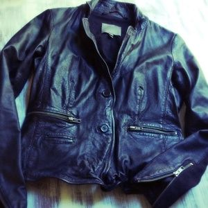 Muubaa Jackets & Blazers - Muubaa Lamb leather Jacket