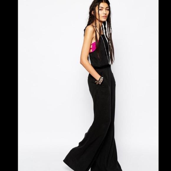 7524a92e1196 ❌1DAYSALE❌ Free People black lace jumpsuit