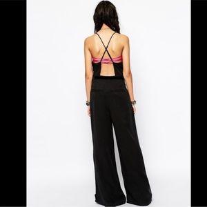 fe9fcdfce76 Free People Pants - ❌1DAYSALE❌ Free People black lace jumpsuit