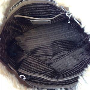 4dacdf53f6ff Prada Bags | Final Sale Eco Lapin Faux Fur Bag | Poshmark