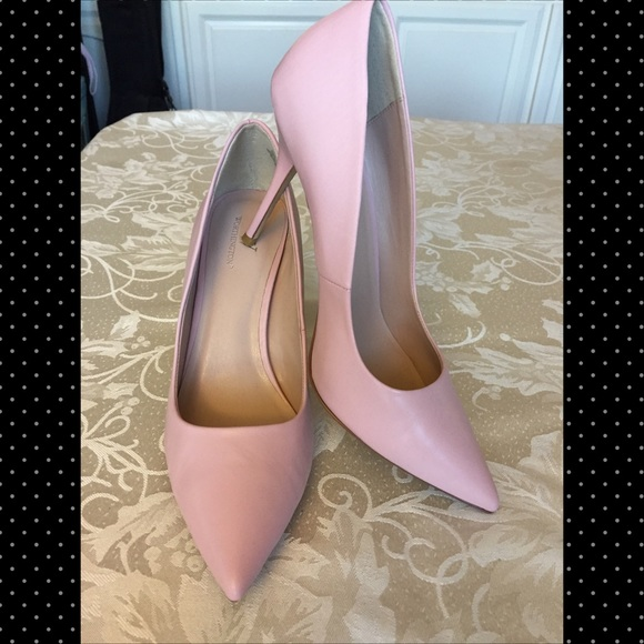 9f60ab458085 Worthington Light Pink Pointed Toe Heels. M 54fa5e202fd0b7493600b818