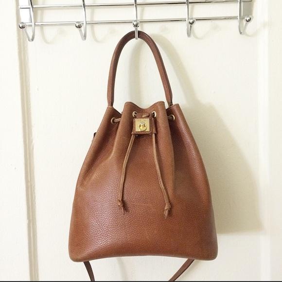 4f3f30dad0 Celine Handbags - Vintage Celine Bucket Bag