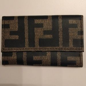 Fendi Key Wallet