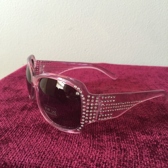 12f316df8aea 17% off Accessories - Pink bling Sunglasses from Lisa  39 s closet on