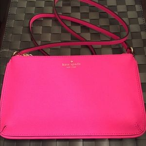 FREE SHIP!Kate Spade NY Mikas Pond Cross Body