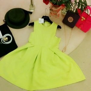 Brand new Neon color dress (s )