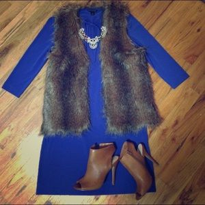 Banana Republic Dresses & Skirts - Banana Republic Blue Shift Dress