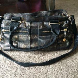 Metallic Day Tripper Bag