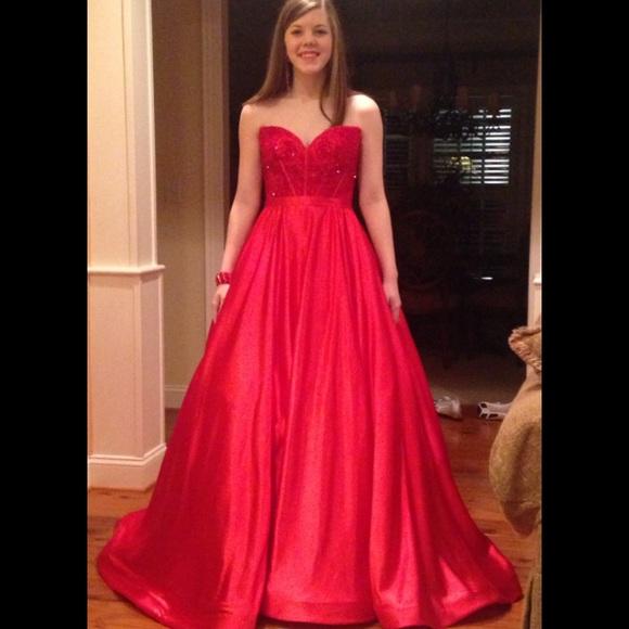 Sherri Hill Dresses Ball Gown Poshmark