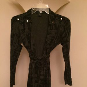 BR wrap dress