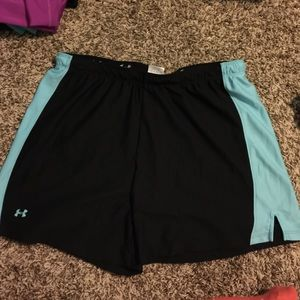 Under armour shorts :)