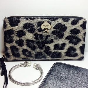 kate spade Clutches & Wallets - ️NWT Kate Spade Ocelot Wallet