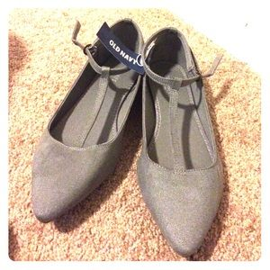 Old Navy Shoes - Grey flats