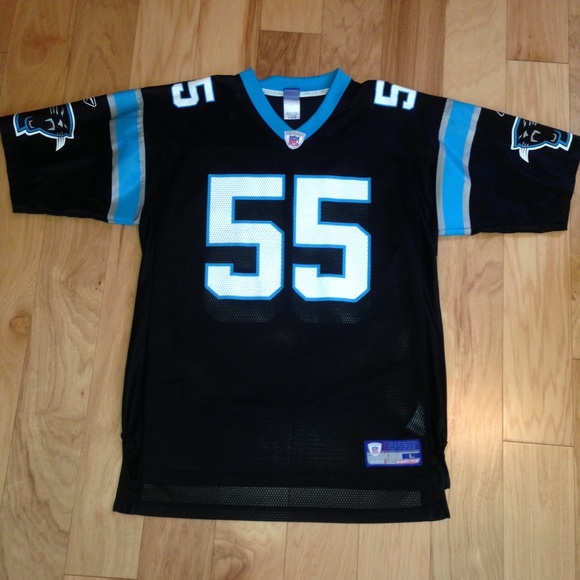 the best attitude 7ec86 d9475 NWOT Authentic Dan Morgan Carolina Panthers Jersey