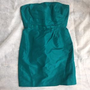 J. Crew Dresses & Skirts - J. Crew Selma Dress in Silk Taffeta