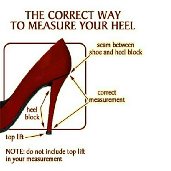 Nike Shoes Heel Height