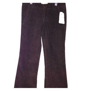 Zara Pants - Final price!!! Zara® Corduroy pants. Brand new.