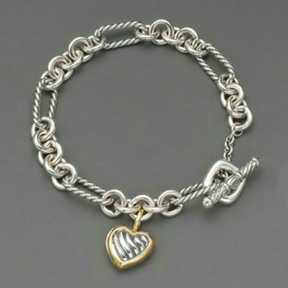 David Yurman Charm Bracelet: 35% Off David Yurman Jewelry