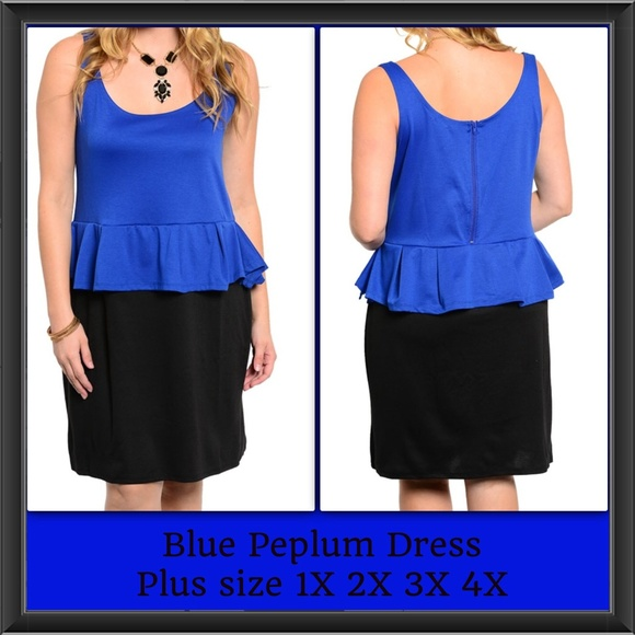 Available Colours Are Black And Royal Blue Contrast Plus Size Peplum Dress. Grey Asymmetric Peplum Style Pussy Bow Dress. by Pinkyee. $ $ 31 Product Features There are all kinds of peplum dresses cheaply. Womens Long Sleeve V Neck Casual A Line Dresses (S-5XL) by rosemia.