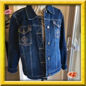 Closet SALE XL Jean Jacket